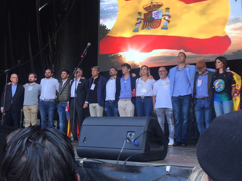 Hispanish Culture Day is consolidated in Barcelona in 2019