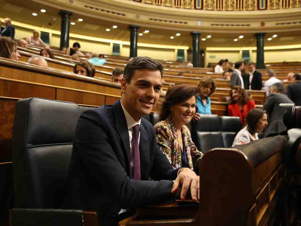 Sánchez clears the way to the exclusion of Spanish in spanish schools
